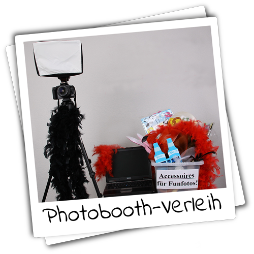 Voschaubild Photobooth-Verleih